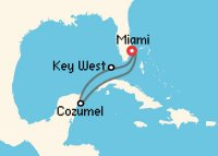 Key West y Cozumel (6 días)