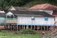 Boca de Valeria - Amazonas (Brasil)