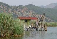 Río Dalyan  - Dalyan River (Turquía)