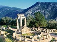 Itea - Delfos (Grecia)
