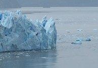 Glaciar Pío XI - Glaciar Bruggen (Chile)