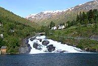Hellesylt - Geiranger (Noruega)