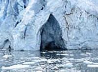 Navegación (Glaciar Hubbard - Estados Unidos)