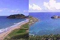 Isla de los Santos / Ile des Saintes (Guadalupe)