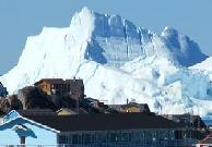 Ilulissat Jacobshaven (Groenlandia)