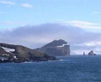 Isla decepción / Deception Island (Antártida)