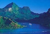 Moorea - Islas de la Sociedad (Polinesia Francesa)