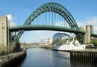 Newcastle / Newcastle Upon Tyne - Inglaterra (Reino Unido)