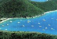 Isla Norman (Tórtola - BVI)