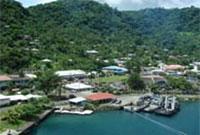 Pago Pago (Samoa Americana)