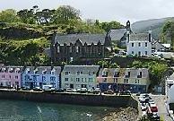 Portree - Escocia (Reino Unido)