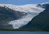 Glaciar Svartisen (Noruega)