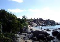 Gorda Sound - Virgin Gorda (Islas Vírgenes Británicas - BVI)